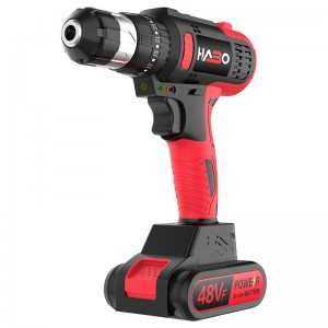 Habo JT48VF Double Speed Brushless Electric Drill 16.8V with 1300mah Battery