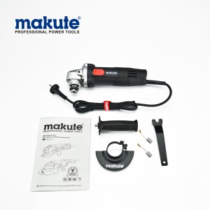 Makute 850W 100mm Electric Power Tools Mini Angle Grinder (AG016-S)