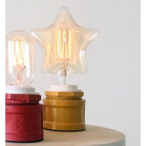 Candy Table Lamp (Golden)