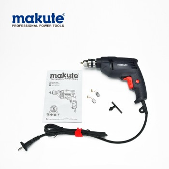Makute Electric Power Drill Hand Mini Drilling Tools with 450W (ED010)