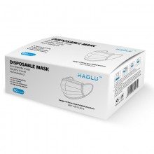 Haolu Disposable Protective Face Mask 3-Ply (GB/T 32610-2016)