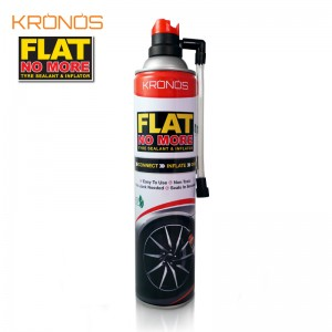 Kronos Flat No More Tyre Sealant and Inflator (650ml)