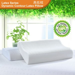 Homelatex Dynamic Contour Latex Pillow, P3