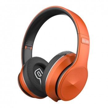 Lule Wireless Bluetooth Sports Earphone- Orange (Delivery in 2 weeks, MOQ10PCS)