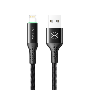 Mcdodo CA7410 Auto Power-Off Lightning Data Cable 3A (1.2m)