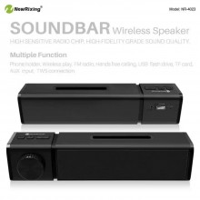 New Rixing NR-4023 Wireless Bluetooth TWS SoundBar 3D Soundbar Portable Speaker