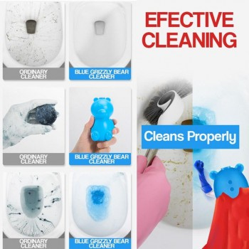 Pakai Teddy Toilet Cleaning Gel PK-HG-001