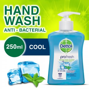 Dettol Liquid Hand Wash Cool 250ml