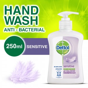 Dettol Hand Wash Sensitive 250ml