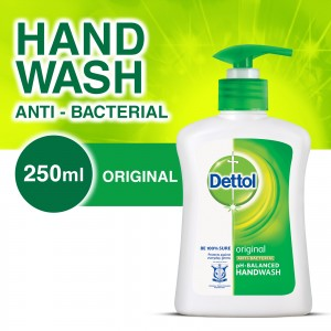 Dettol Hand Wash Original 250ml