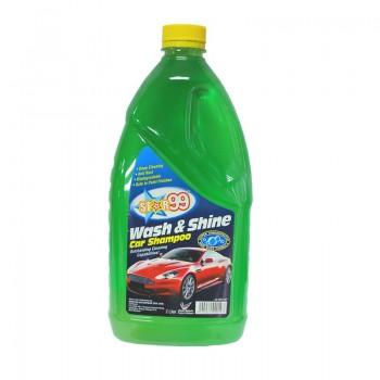 Star99 Wash & Shine Car Shampoo (2000ml) - JA-AS03-001