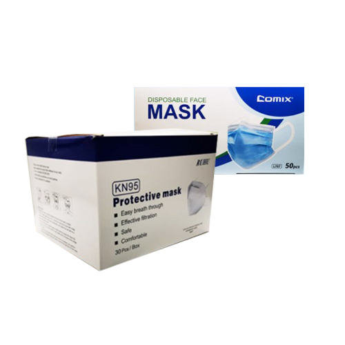 Disposable Face Masks / KN Face Masks